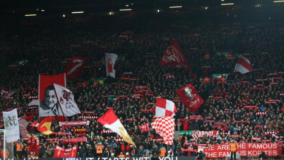 There is something special about Anfield on a European night and the stadium