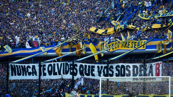La Bombonera is the home to Argentine side Boca Juniors. The fans are at most vocal for the Buenos Aires derby against River Plate where both sets of supporters combine to make a carnival like atmosphere. It may only have capacity of 49,000, but the tight surroundings make for an electric wall of noise.