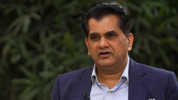 Interview with Amitabh Kant, CEO, National Institution for Transforming India