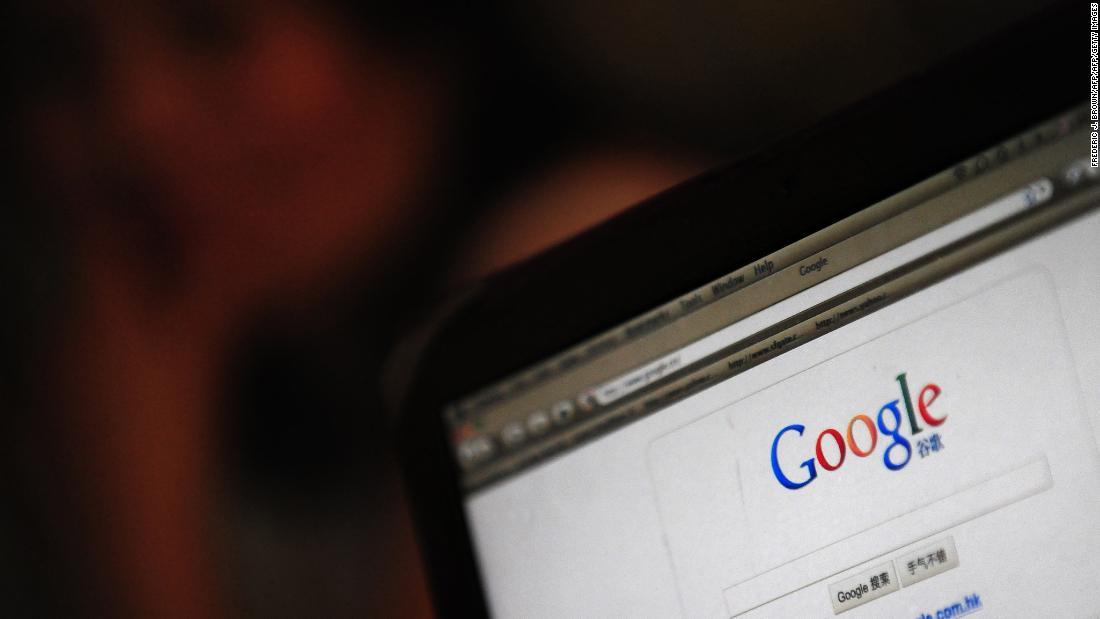 Google alum criticizes company's China project