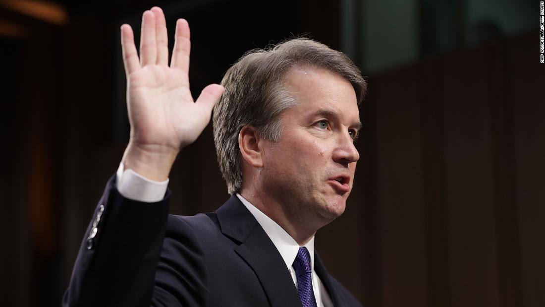 memeorandum: Allegations remain in forefront for Kavanaugh