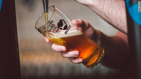Scottish brewery BrewDog has canceled a series of planned events with US brewery Scofflaw over a Trump-related promotion.