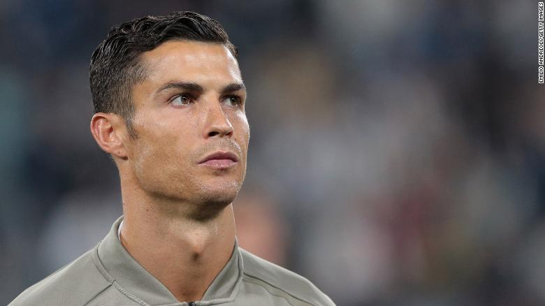 1033b166 Cristiano Ronaldo stars in club's win amid rape claim - CNN