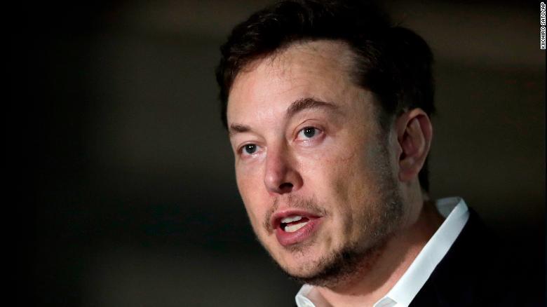 2ae16f7df68 Elon Musk steps down as Tesla chairman