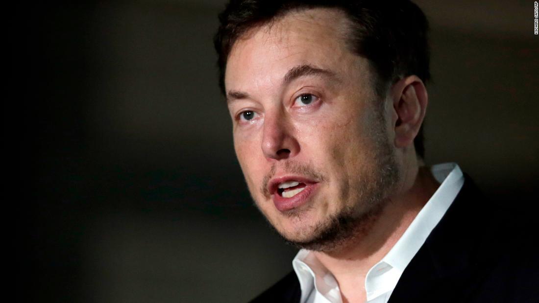 Tesla Stock Roars Back After Elon Musks Sec Deal Cnn