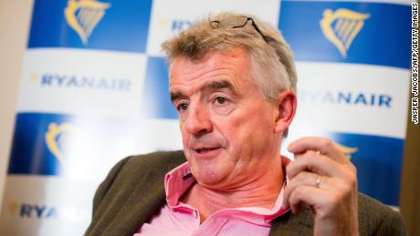 Ryanair's strikes are hitting its profits and stock price.
