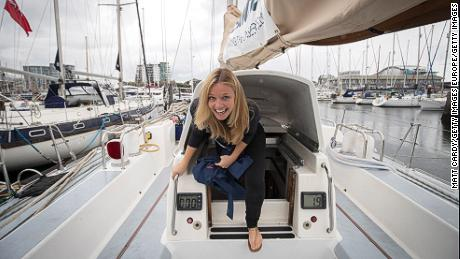 Emily Penn, skipper and ocean advocate, urges yacht owners to do more to protect the seas.