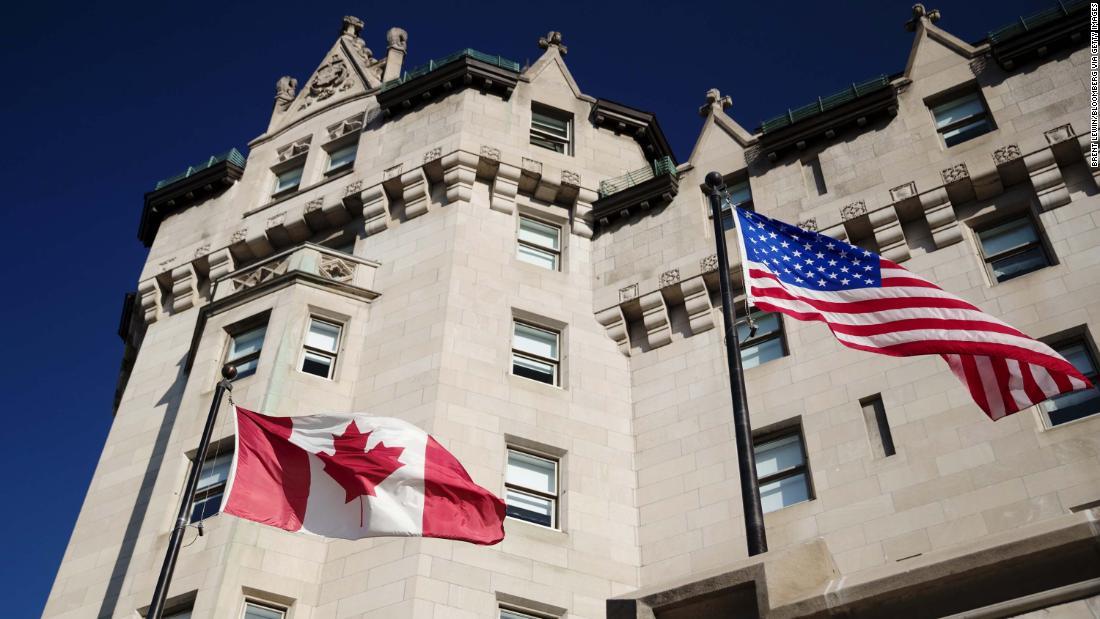 Us And Canada Reach Deal On Nafta Cnnpolitics
