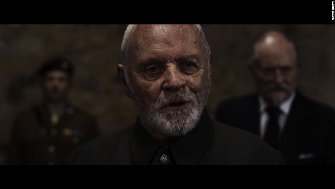 Anthony Hopkins: 'The happiest time of my life is now'