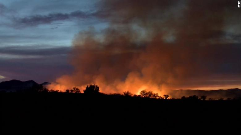 The Sawmill Fire burned 47,000 acres owned by Arizona state and various other agencies, according to the US Justice Department.