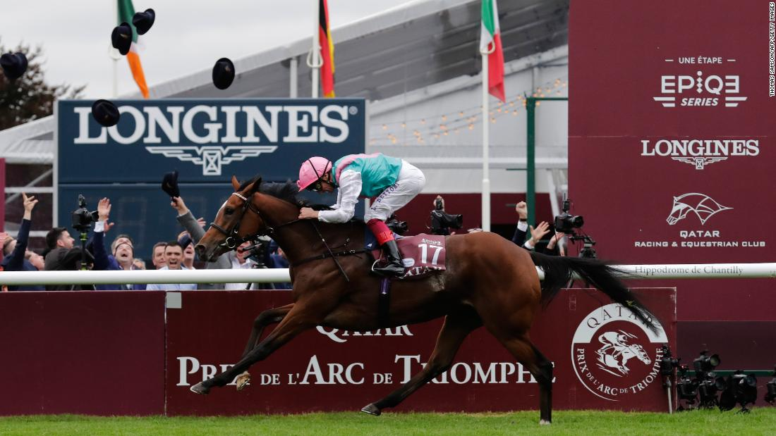 Enable to continue racing in 2020 with Arc redemption a possibility