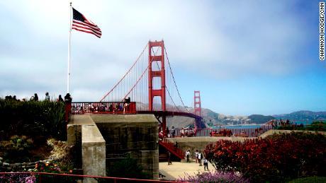 Secrets Of The Golden Gate Bridge Cnn Video