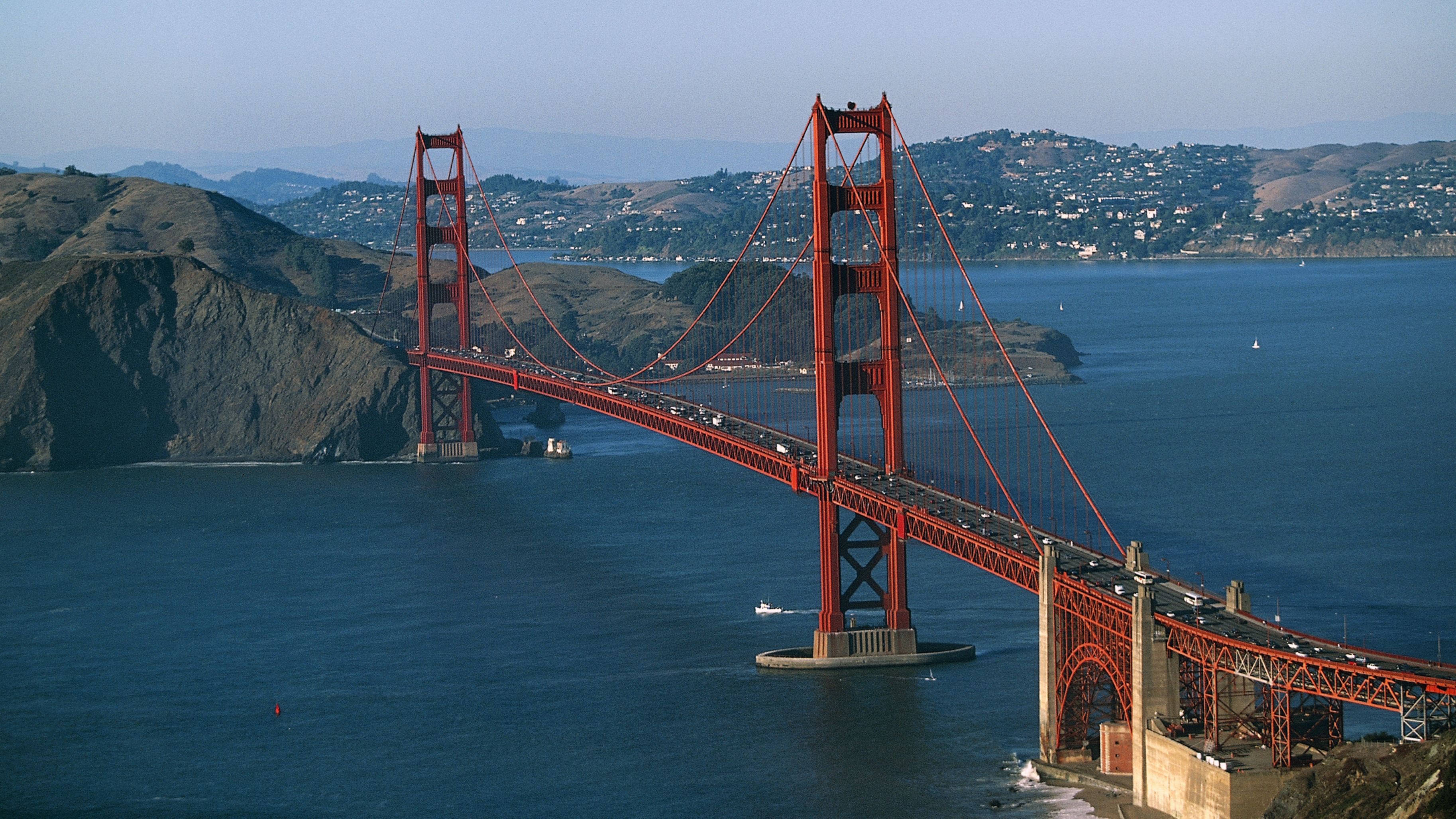 Golden Gate Bridge - Wikipedia
