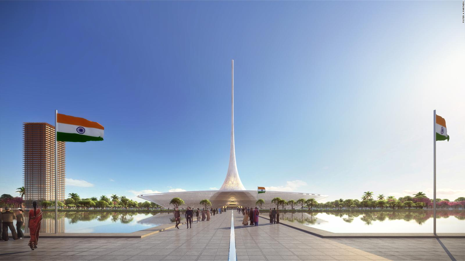 Amaravati: How India is building a sustainable city - CNN Style