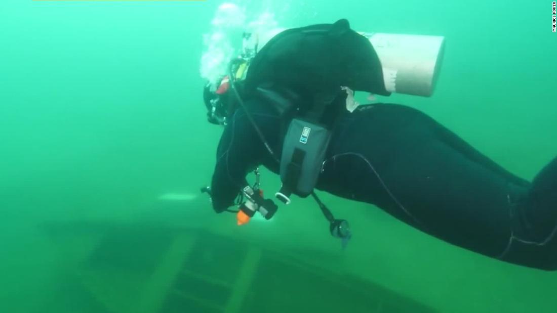 Explore Lake Tahoe's unique underwater trails