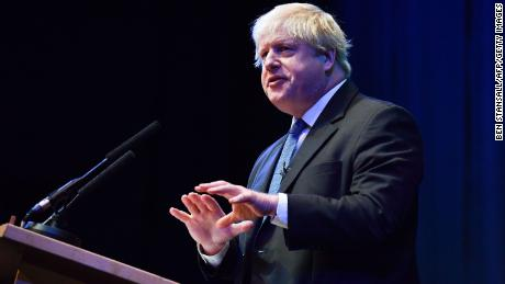 Boris Johnson says he will run to replace Theresa May as UK prime minister