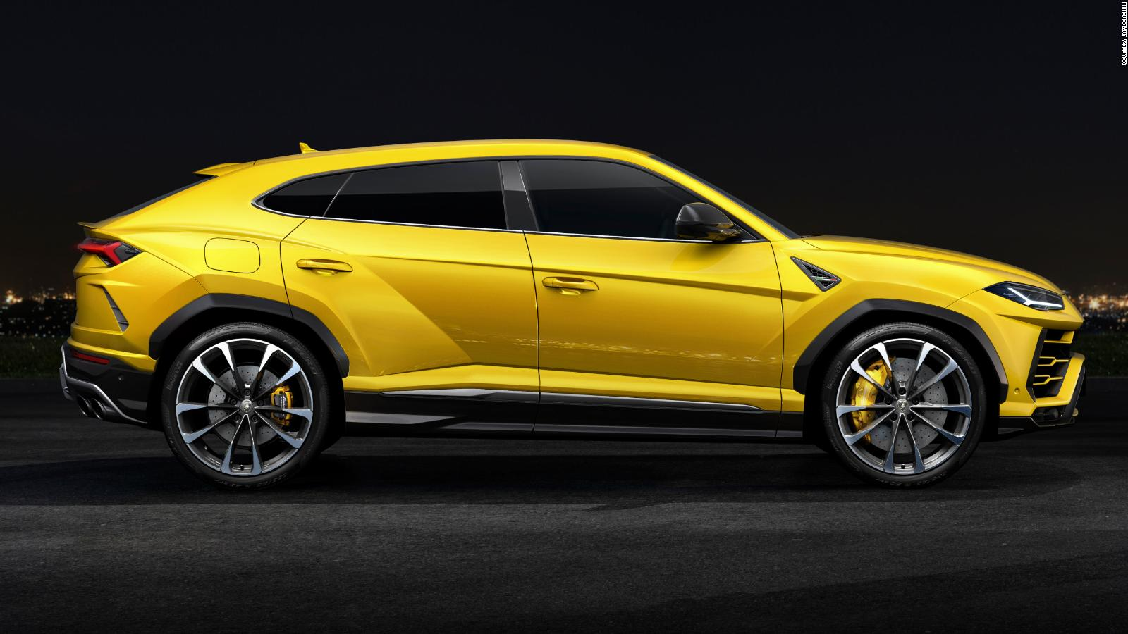 Fastest Hybrid Car >> Lamborghini S New Urus Suv Is Badass