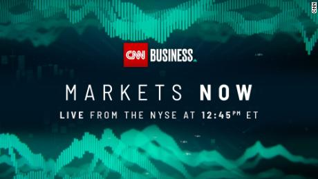 """Markets Now"" streams live from the New York Stock Exchange every Wednesday at 12:45 p.m. ET."