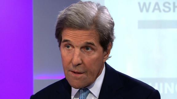 Former Secretary of State John Kerry on The Lead 10/2.