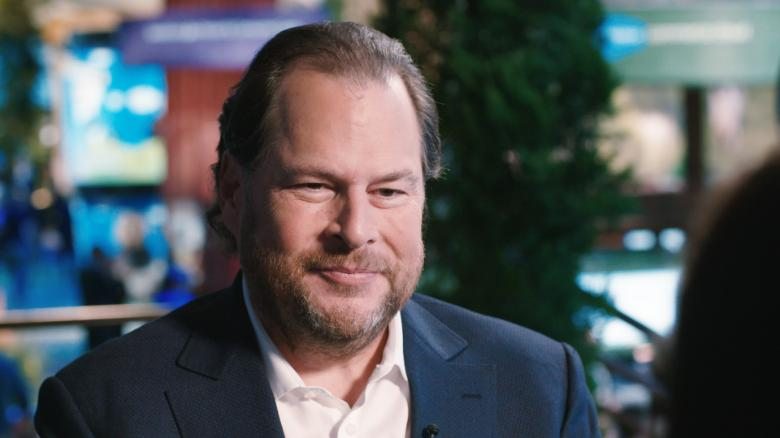 Can taxing tech help the homeless? Marc Benioff thinks so