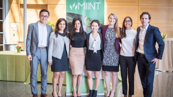 More than 600 students took part in the MBA Impact Investing Network & Training competition last year.