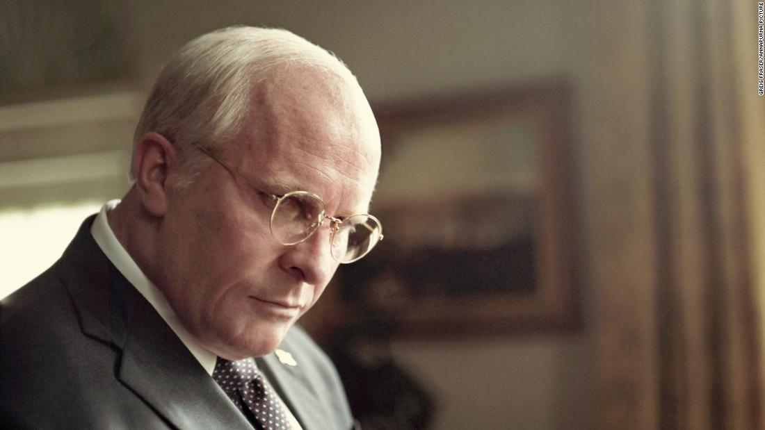 Actor stuns in Dick Cheney portrayal - CNN Video