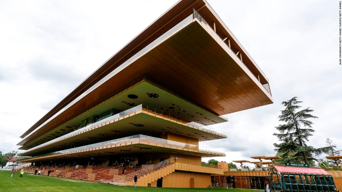 It is hoped that the grandstand will attract business when racing events aren't being staged.