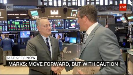 "CNNMoney's ""Markets Now"" streams live from the NYSE every Wednesday at 12:45 p.m. ET."