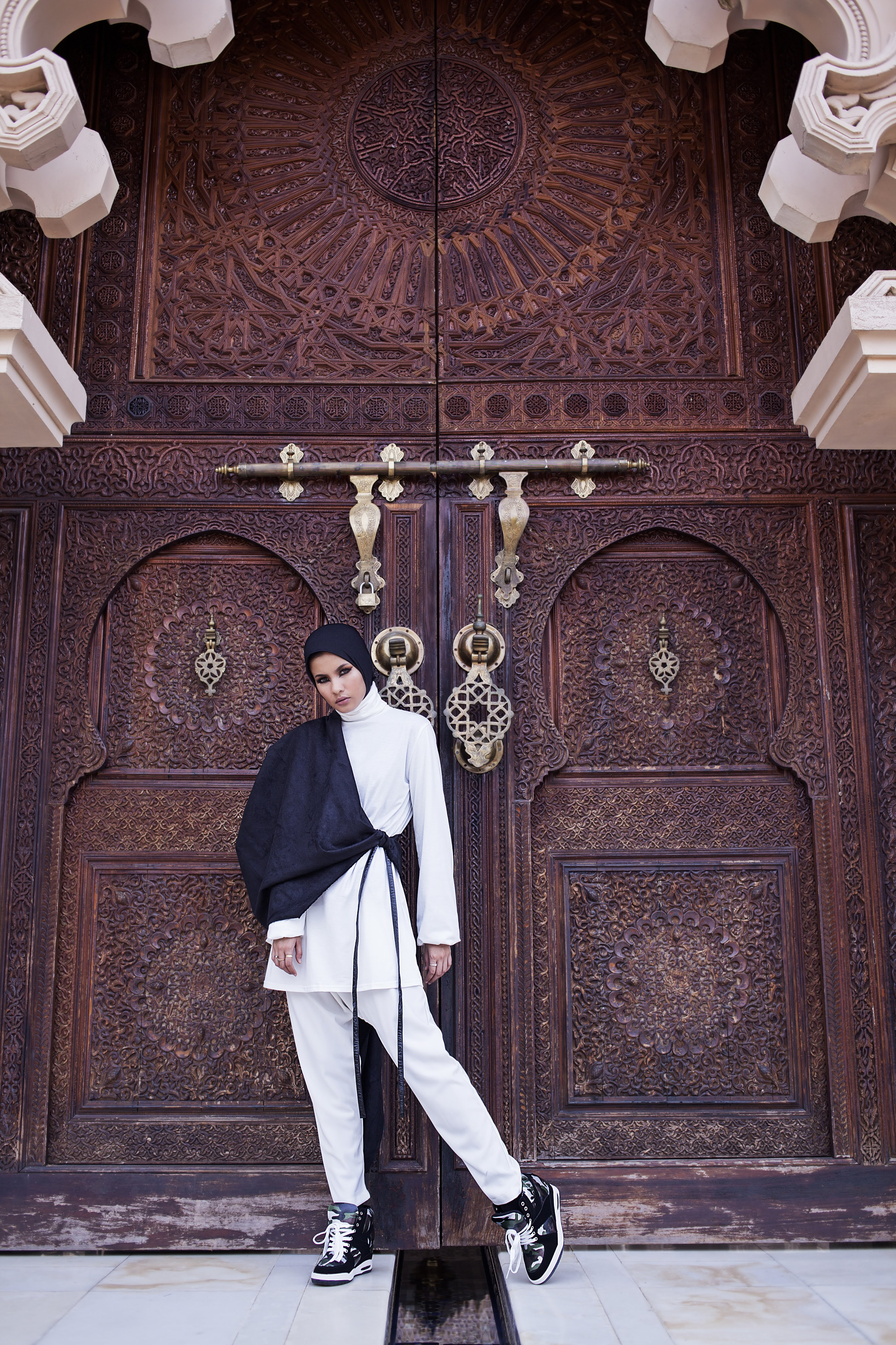 85de459d25e Why mainstream brands are embracing modest fashion - CNN Style