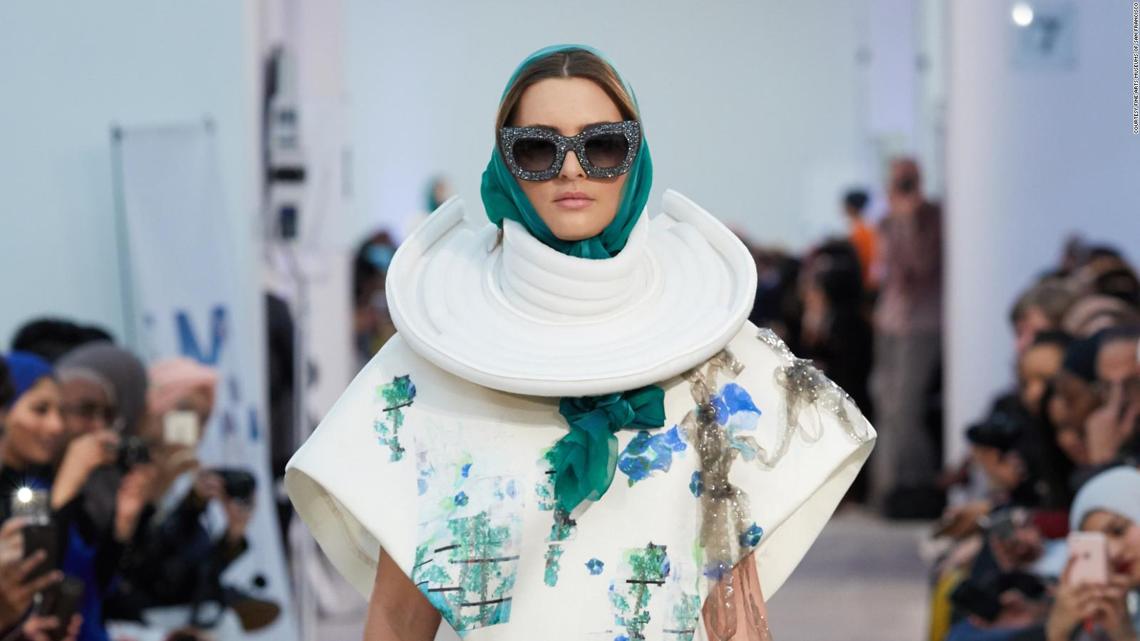 Why Mainstream Brands Are Embracing Modest Fashion Cnn Style
