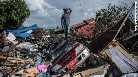 Indonesia is in rubble. Why so little help from America?