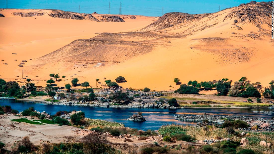 The Grand Ethiopian Renaissance Dam and the Nile