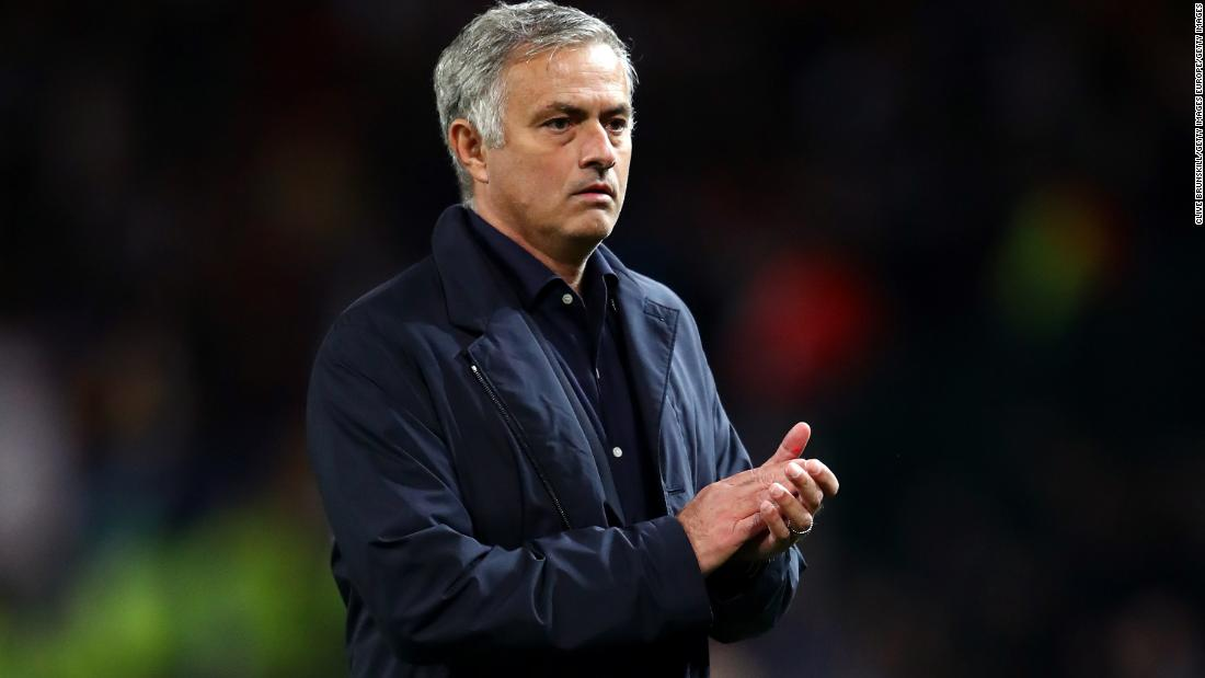 Manchester United's tame goalless draw at home to Valencia will have done nothing to calm the speculation surrounding Jose Mourinho's future at Old Trafford. It leaves the Portuguese without a win in four consecutive home matches for the first time in his career.