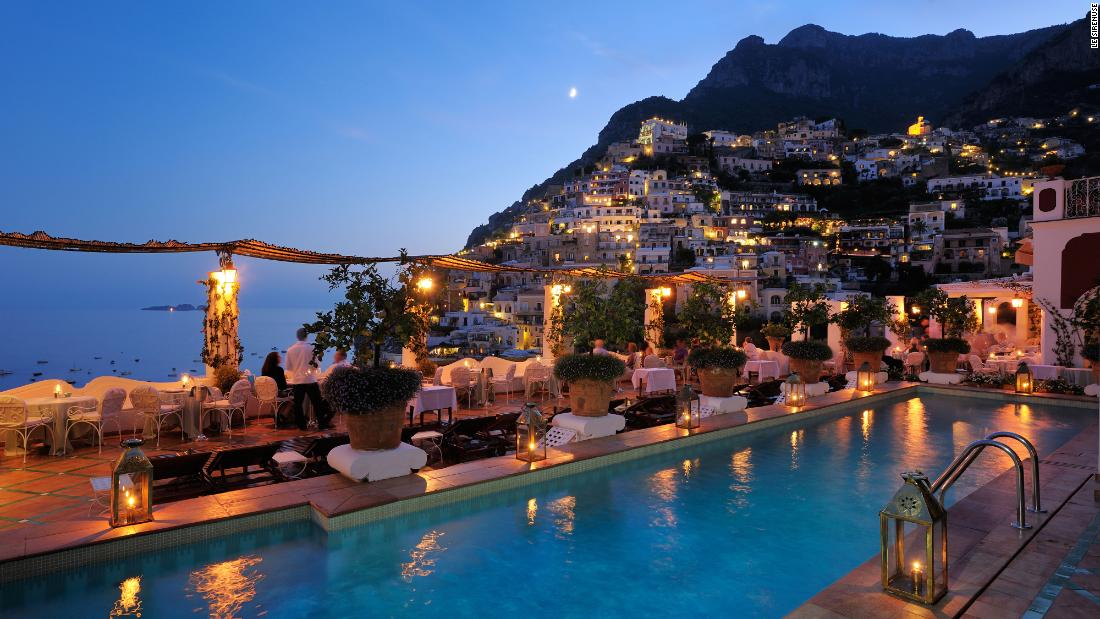 Italy's most beautiful hotels