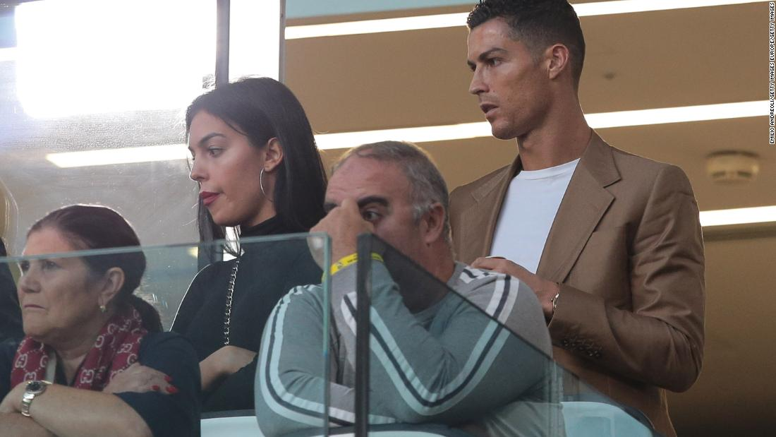 82da69ed2 Cristiano Ronaldo stars in club's win amid rape claim - CNN