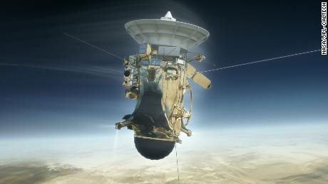 What Cassini Found When It Was Killed In Saturn A Year ago