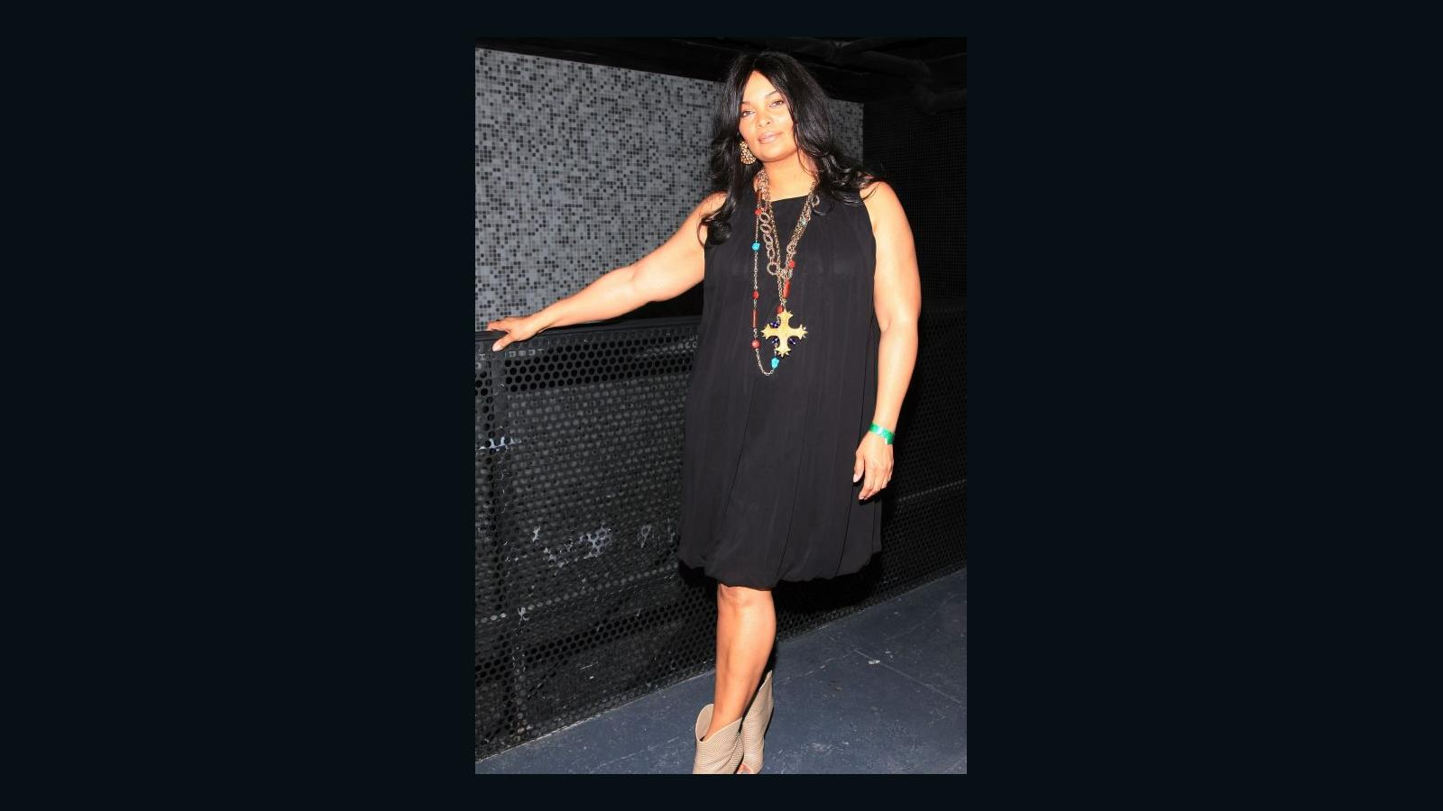 Toccara jones plus size black models join. was