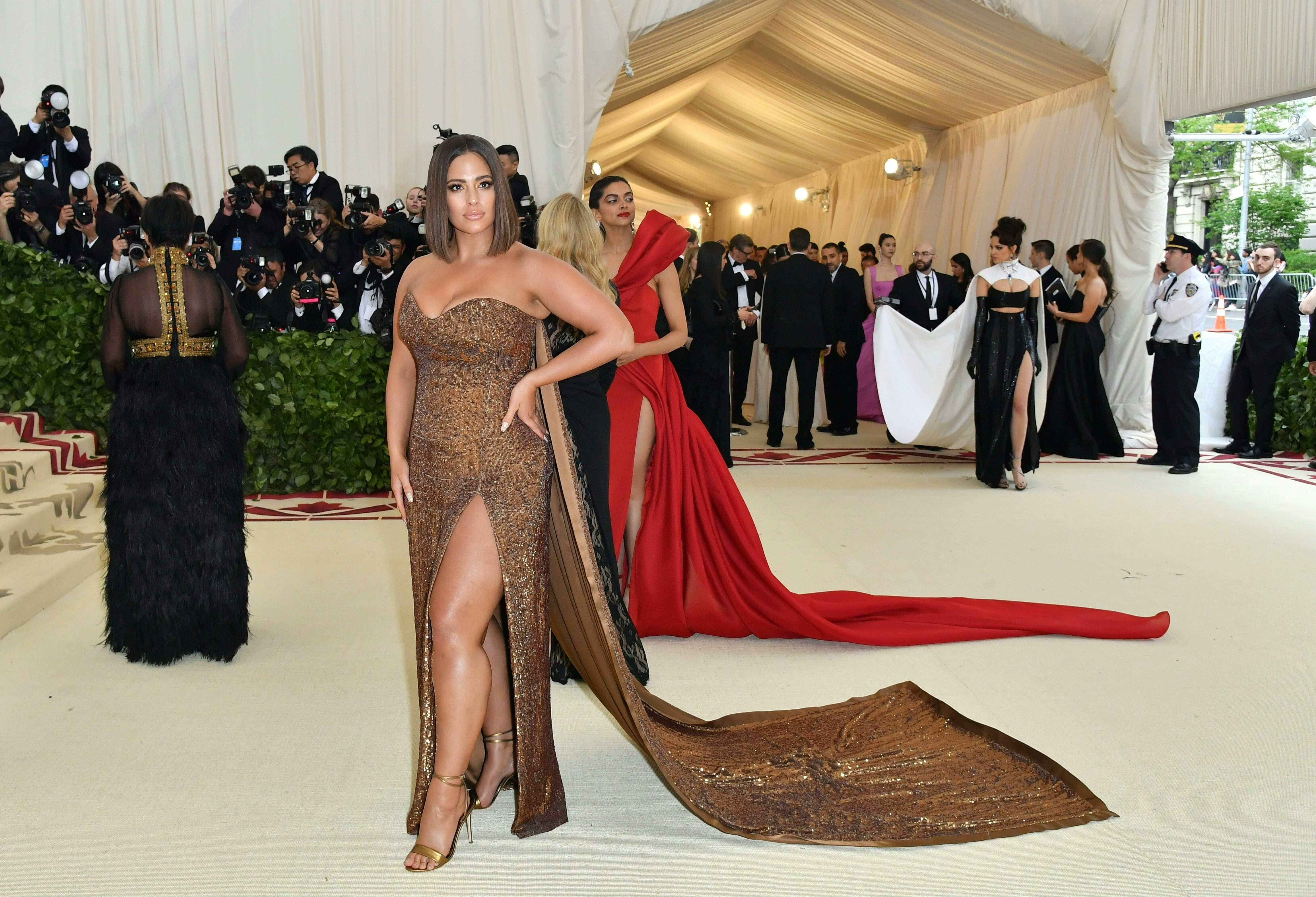 d3a5e78f4cf Ashley Graham and 6 other plus-size models who paved the way - CNN Style