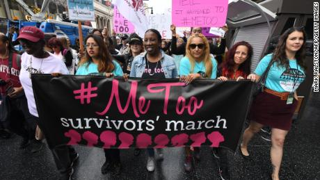 How 2018 became the year of #MeToo