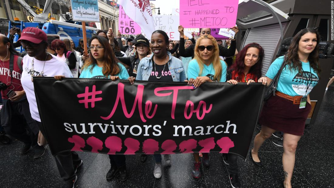 Image result for So far, 2019 is proving the #MeToo fight is just beginning