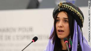 Nadia Murad, from ISIS sex slave to global human rights campaiger
