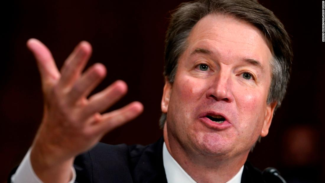 CNN Poll: Majority oppose Kavanaugh, but his popularity grows with GOP