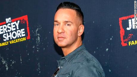 Mike Sorrentino on March 29, 2018 in West Hollywood, California.