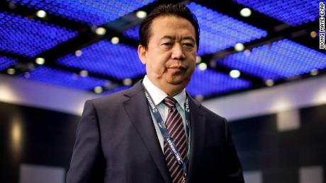 Chinese government admits head of Interpol 'under investigation' after disappearance
