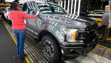 Ford is cutting some salaried workers as it revamps its core business.