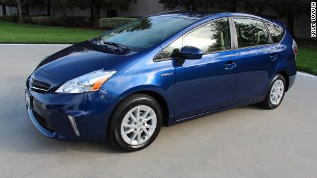 Some 2014 Toyota Prius vehicles were part of the automaker unit. s latest recall.