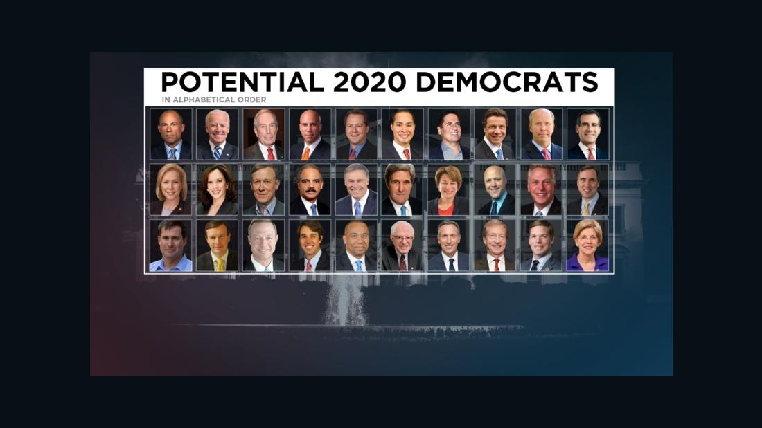 Iowa Poll: First poll of likely caucusgoers finds Biden, Sanders, O'Rourke atop the field