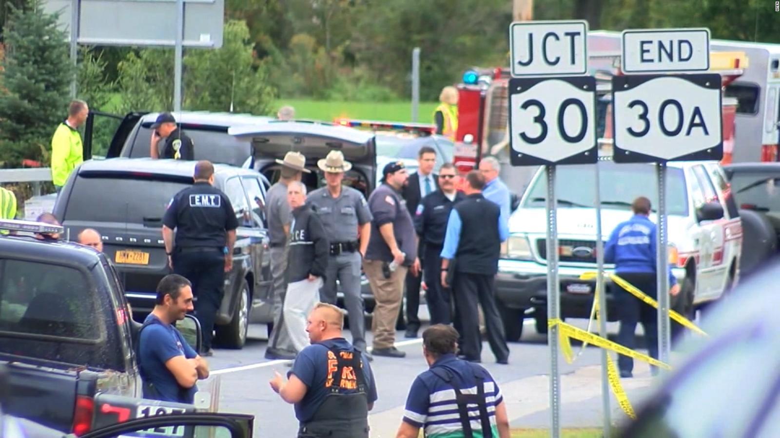 Limo crash in New York kills 20 people