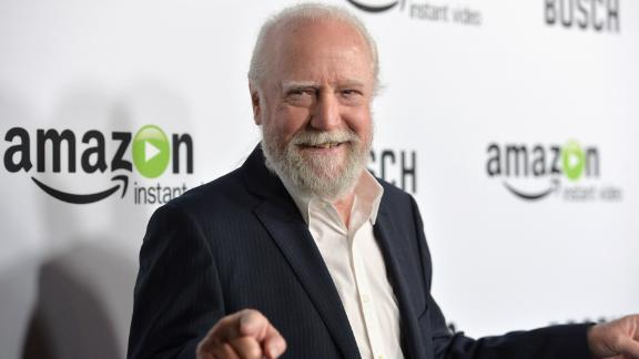 HOLLYWOOD, CA - FEBRUARY 03:  Actor Scott Wilson arrives for the red carpet premiere screening for Amazon's first original drama series 'Bosch' at The Dome at Arclight Hollywood on February 3, 2015 in Hollywood, California.  (Photo by Alberto E. Rodriguez/Getty Images)