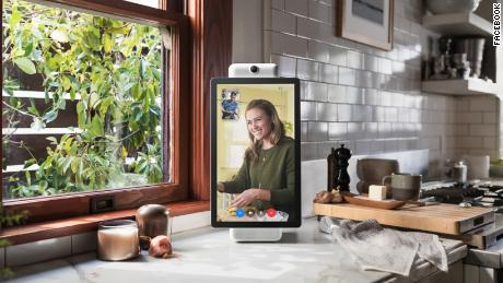 Review Facebook 39 S Portal Video Chat Gadget Is A Hard